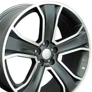 HSE Style Wheels Fits Land Rover Range Rover   Gunmetal 20x9.5 Set of