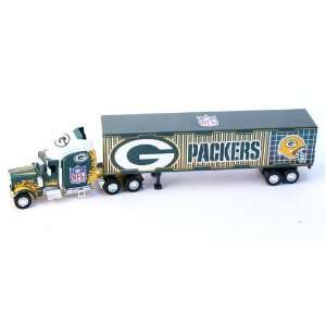 Packers Diecast Semi Truck Tractor Trailer 180 Scale Toys & Games