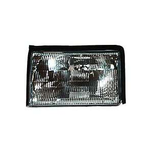 TYC 20 1673 00 Ford Mustang Driver Side Headlight Assembly