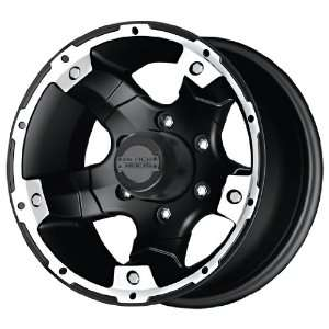 Black Rock Viper 900 Tungsten and Matte Black Wheel (15x8