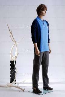 Mannequins display male manequin standing manikin  Mark