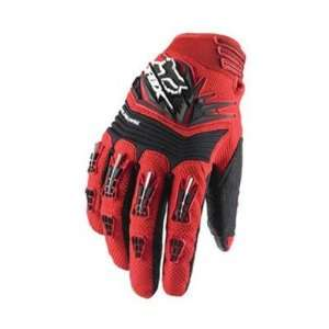 Fox Racing Polarpaw Full Finger MTB & BMX Cycling Gloves