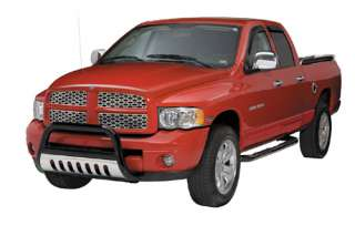 Dodge Ram Accessory   Outland Dodge Ram 3 Bull Bar with Skid Plate