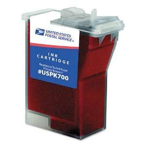 United States Postal Service  USPK700 Compatible Ink, Red