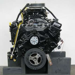 GM Extended Base 350 5.7L V 8 Marine Boat Engine 86+   NO CORE New w