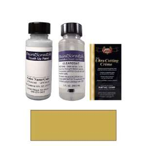 Oz. Ikon Gold Metallic Paint Bottle Kit for 1976 Mercedes Benz All