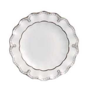 Royal Crown Derby Elizabeth Platinum 5pc Place Setting