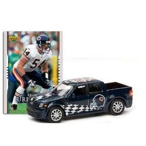 NFL Ford SVT Adrenalin Concept Diecast   Bears with Brian