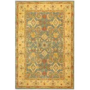 Safavieh AN544D Anatolia AN544D Light Blue / Ivory Oriental Rug Baby