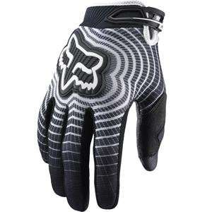 Fox Racing 360 Vortex Gloves   11/Black/White Automotive