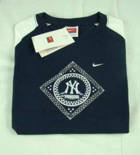 League Baseball Nike New York Yankees T shirt any size S M L XL