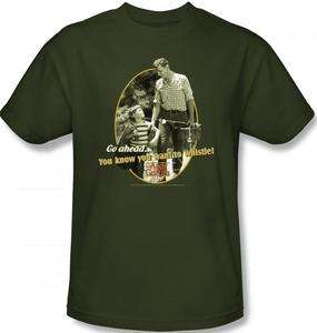 Ladies Kid Girls Youth SIZES Andy Griffith Fishing T shirt top tee