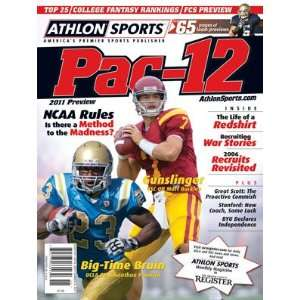 Athlon Sports 2011 College Football Pac 12 Preview Magazine  Southern