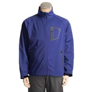 White Sierra Blaster Jacket   Soft Shell (For Men) Sports