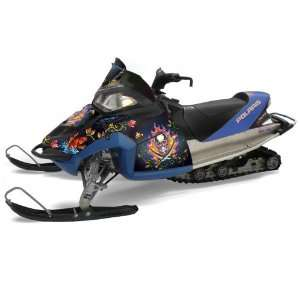 Ed Hardy AMR Racing Fits Polaris Fusion Race 500/600 Sled