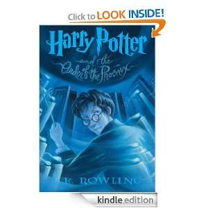 Harry Potter and the Order of the Phoenix (Book 5) J.K. Rowling