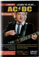 GUITAR DVD Learn to Play AC/DC 2 Angus Young Tutor NEW
