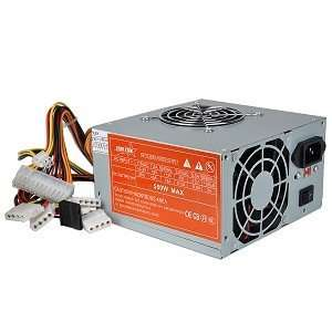 Echo Star 550W 20+4 pin Dual Fan ATX Power Supply w/SATA