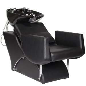 EURO Salon Shampoo Backwash Unit Bowl & Chair SU 40