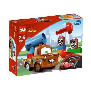 LEGO Duplo Agent Mater Toys & Games