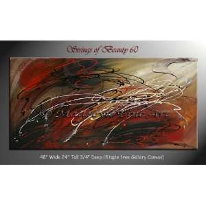com Original Abstract Modern Paintings Brown Contemporary Art Gallery