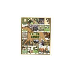 Horse Bingo Educational Game Toys & Games