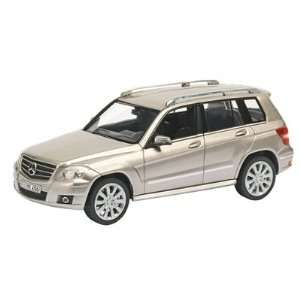 Schuco 143 Mercedes   Benz Glk Sport Silver with Black