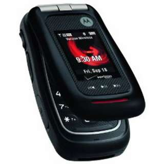 New Verizon Motorola V860 Barrage Sturdy Camera Phone