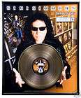 KISS Gene Simmons Family Jewels 24KT GOLD RECORD Award