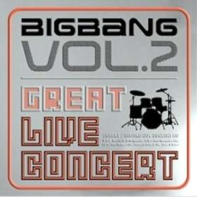 BIG BANG   The Great (2008 2nd Live Concert ) CD + Free Gift  BIGBANG