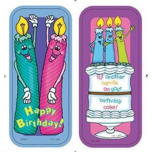 CREATIVE TEACHING PRESS BIRTHDAY CANDLES BOOKMARKS
