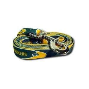 Green Bay Packers 6 Pet Dog Leash (Medium)