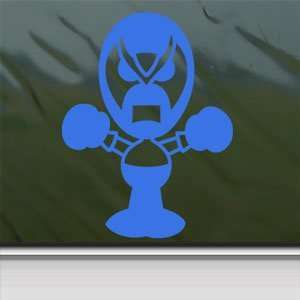 Homestar Runner Blue Decal Strong Bad Truck Window Blue