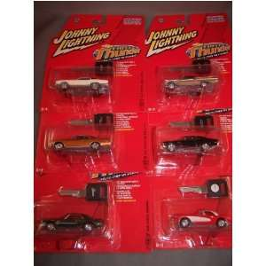 Johnny Lightning 05 Chevy Thunder 1967 Chevy Chevelle SS Toys & Games