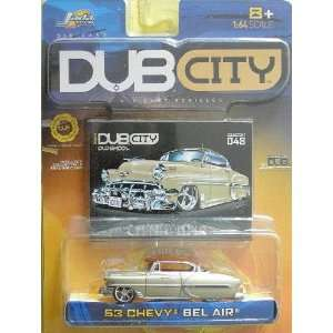 Jada Dub City 1953 Chevy Bel Air 164 Scale Die Cast Car