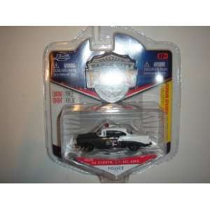 2011 Jada Wave 3 Badge City Heat 56 Chevy Bel Air Highway