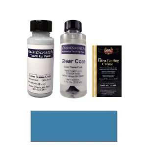 Oz. Cobalt Blue Metallic Paint Bottle Kit for 2004 Saturn Ion Sedan