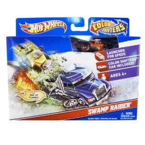 Hot Wheels Color Shifters Swamp Raider Play Set Toys