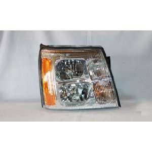 03 06 CADILLAC ESCALADE/ESV/EXT HID HEADLIGHT SET Automotive