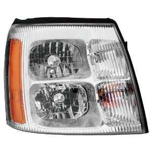 CADILLAC ESCALADE/ESCALADE EXT/ESCALADE ESV LEFT HEADLIGHT 03 06 NEW