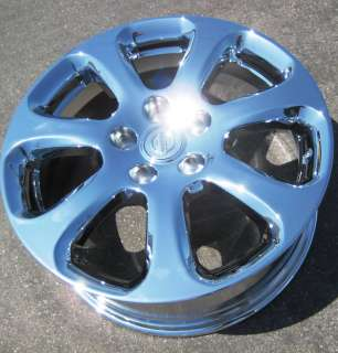 YOUR STOCK 4 NEW 17 FACTORY NISSAN MAXIMA CHROME OEM WHEELS RIMS