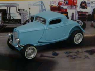 33 Ford Coupe Rat Rod 1/64 Scale Limited Edition 4 Detailed Photos