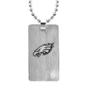 Personalized Nfl Philadelphia Eagles Dog Tag Gift Jewelry