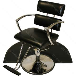 BARBER CHAIR ROUND MAT HAIR CHAIRS BEAUTY SALON EQUIPMENT