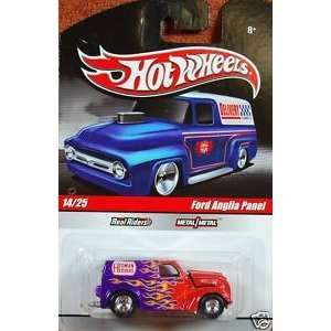 Hot Wheels Ford Anglia Panel #14 (2010)