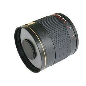 Rokinon Black 800mm Mirror Lens for Olympus/Panasonic [Camera] Camera