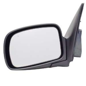 0L00 Mercury Villager Black Manual Replacement Driver Side Mirror