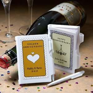 Personalized NoteBook Favors   Anniversary Toys & Games