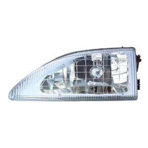 Eagle Eyes FR354 B001R Ford Passenger Side Head Lamp