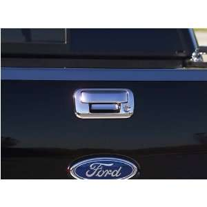 Putco Chrome Tailgate Handle Covers, for the 2004 Ford F